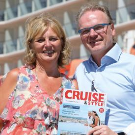 CEO - Publisher CRUISE & STYLE en LUX & TRAVEL. Reizen & Lifestyle glossy magazines
